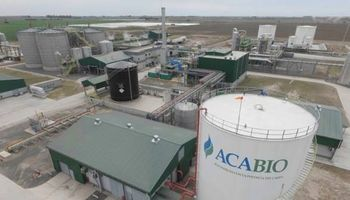 ACA Bio, energía que va desde el campo al surtidor de la estación