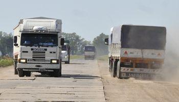 Destinan $36 M para ampliar el acceso a puertos cerealeros