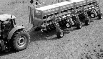 """La Tambera"": la sembradora que estabas esperando"