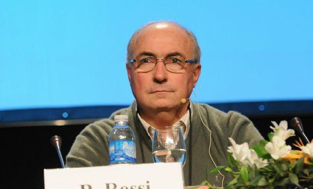 El presidente electo de la Asociación de la Cadena de la Soja Argentina, Rodolfo Rossi.