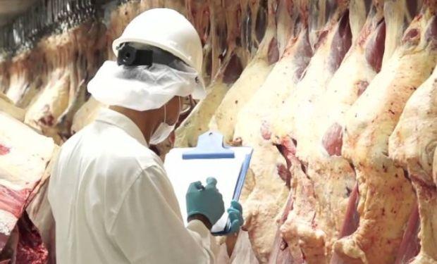 """""""Histórico"""" acuerdo con China para la exportación de carne."""