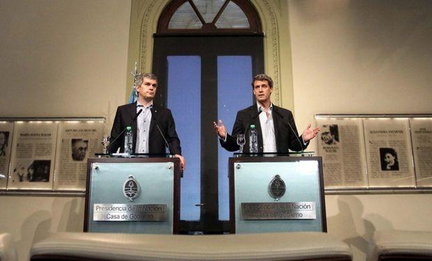 """""""El acuerdo con los bonistas italianos es muy importante"""", admitió Prat-Gay."""