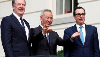 Expectativa de acuerdo parcial tras el primer día de negociaciones entre China y Estados Unidos