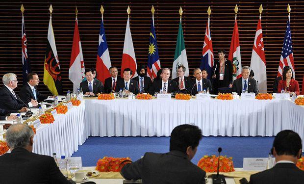 Se convertiría en el mayor tratado de libre comercio en el mundo.