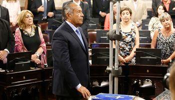 Adolfo Rodríguez Saá presidirá la comisión de agricultura en el Senado