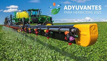 Se viene la 1ª Jornada Nacional e Internacional de adyuvantes para herbicidas