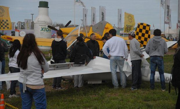 Aeroaplica, prevé un crecimiento en la cantidad de aviones participantes y el espacio que ocuparán los expositores.