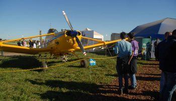 AgroActiva prepara novedades en el sector de aviación agrícola