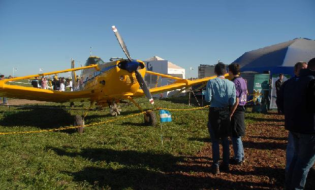 El nuevo Air Tractor 502XP tiene la potencia extra para transportar una carga completa inclusive en los días más calurosos.