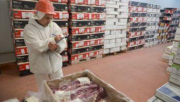La exportación de carne aumentó más de un 50% en un año