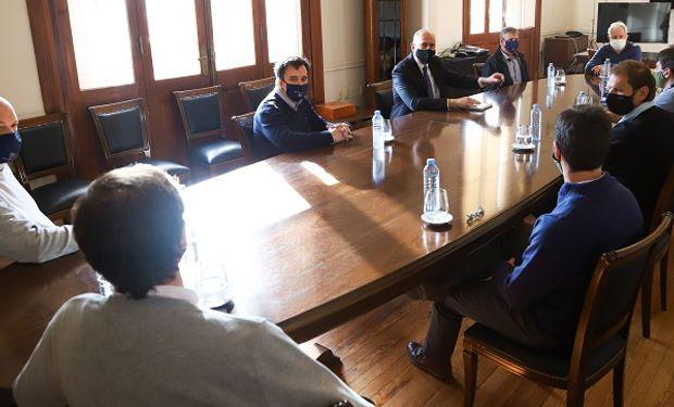 Santa Fe se reunió con cooperativas para encontrar soluciones alternativas a la expropiación de Vicentin