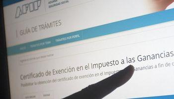 El Gobierno busca incentivar la inversión en pesos con nuevas exenciones de Ganancias y Bienes