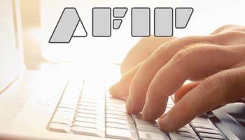 Se extiende a más empleadores el uso del servicio de declaración en línea de AFIP