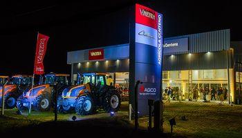 Valtra: el nuevo concesionario de 15.000 m2 que inauguró Agrícola Centeno en Córdoba