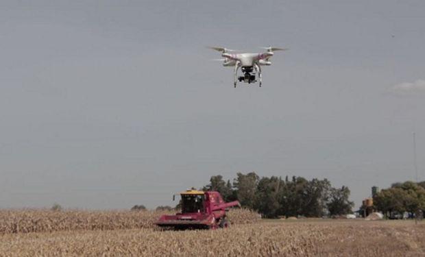 Hoy resulta posible pensar en contar con imágenes instantáneas, de calidad y a muy bajo costo a bordo de drones equipados con GPS.