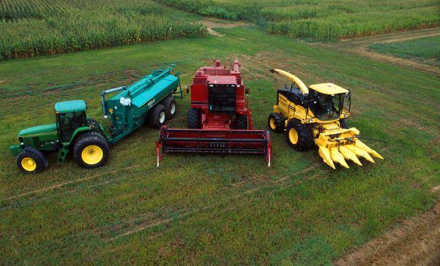 La mejor cosecha dio un fuerte empuje a las ventas de maquinaria agrícola