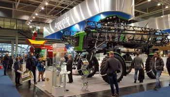 La maquinaria agrícola argentina presente en Agritechnica 2017