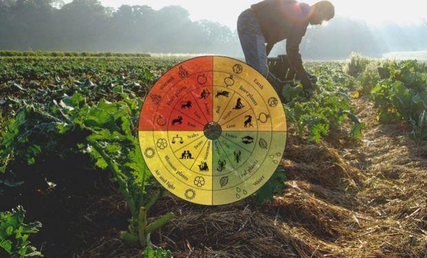 ¿Qué es la agricultura biodinámica?