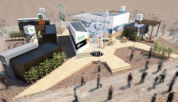 Debuta la Tecnoplaza en Agroactiva