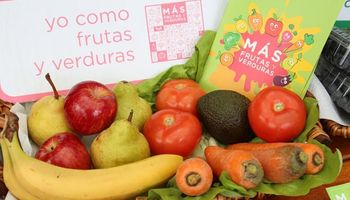 Agroindustria festeja el Día Mundial de la Alimentación