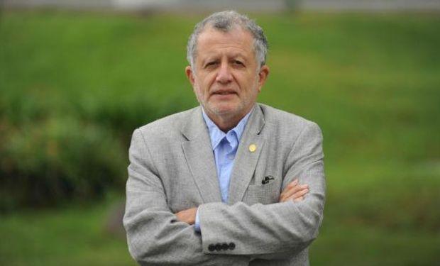 """Buteler. """"La crisis del campo es de todos"""", dice la Bolsa de Cereales (Ramiro Pereyra/Archivo)"""