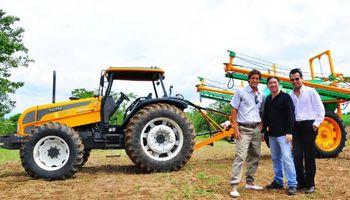 Mirá los detalles de una revolución agrícola argentina en Filipinas