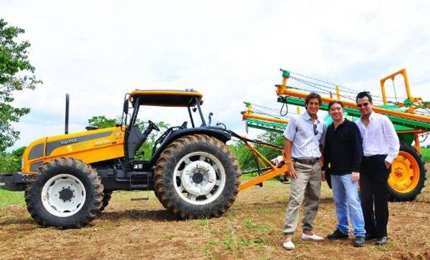 Revolución agrícola argentina en Filipinas.