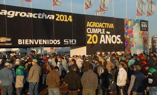 Vigésima edición de AgroActiva. Foto de Archivo