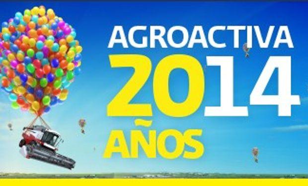 Variados temas en el Salón Auditorio de AgroActiva