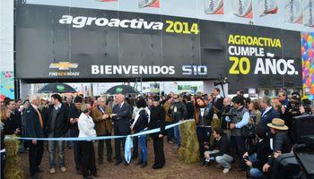 Numerosas actividades en el Salón Auditorio de AgroActiva