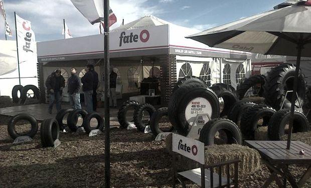Fate presentó nuevos productos para aplicación en tractores, sembradoras, implementos y equipos viales con el objetivo de satisfacer las exigentes necesidades del productor argentino.