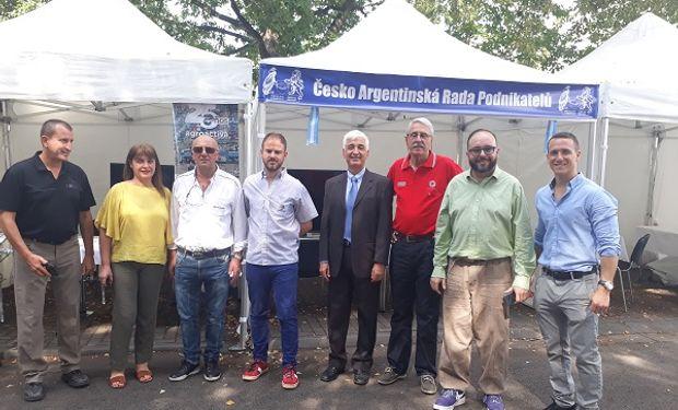 AgroActiva debutó este año con una misión comercial para participar en ferias en el exterior.