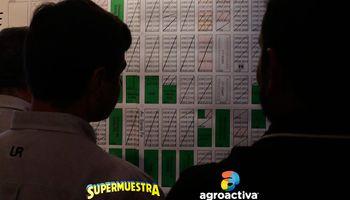 AgroActiva llevó a cabo el primer sorteo de stands