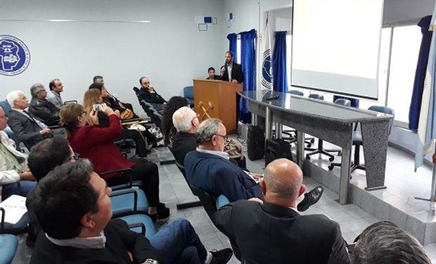 En Córdoba se llevó a cabo la presentación de una zona exclusiva para las operaciones inmobiliarias.