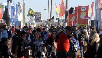 Más de 61 mil personas en el segundo día de AgroActiva