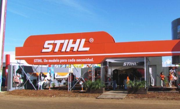 Stihl amplía su participación en AgroActiva.