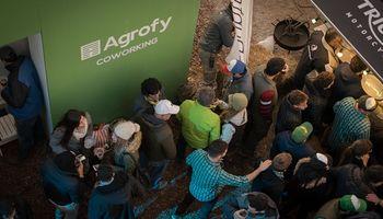 Agrofy en Agroactiva: app, coworking y su tradicional after muestra
