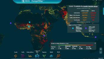 El mapa del hambre: 135 millones de personas de 55 países sufren de inseguridad alimentaria aguda