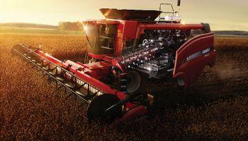 Mayssa lanza la nueva serie 130 de cosechadoras Case Axial Flow