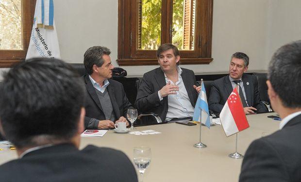 El objetivo es mejorar la inserción comercial del país en el mundo.