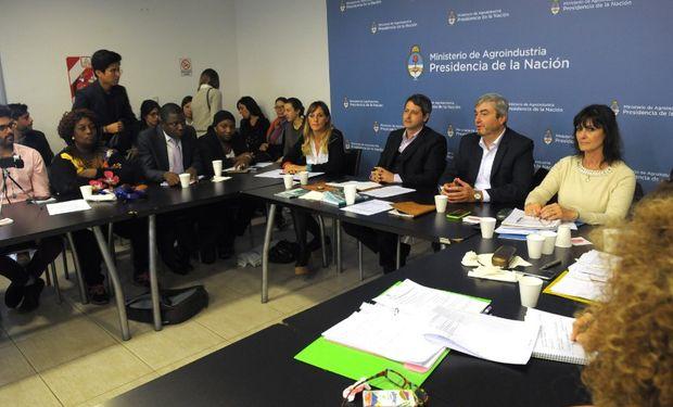La CONABIA realizó su primera reunión con la nueva conformación.