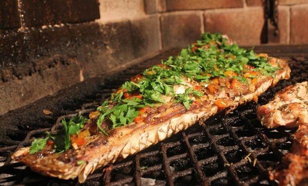 """""""El 19 comé pescado"""", iniciativa de promoción de consumo de este alimento."""