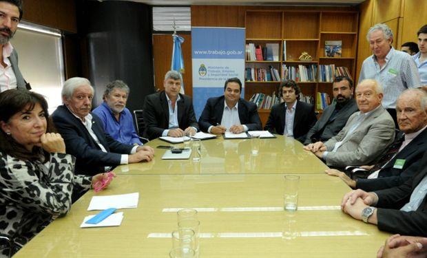 Acuerdo para el desarrollo de la Industria Láctea.