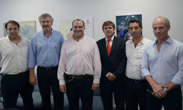 Negri encabezó la comitiva y destacó el potencial del sector.