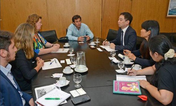 La delegación japonesa recorrerá junto a representantes del Ministerio de Agroindustria las ciudades de Rosario y Pergamino.