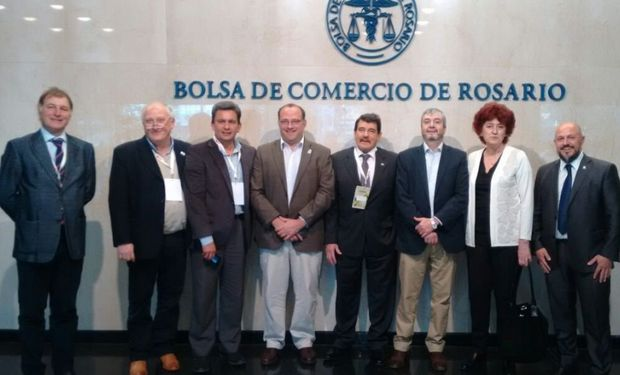 Seminario de la Asociación de la Cadena de la Soja.