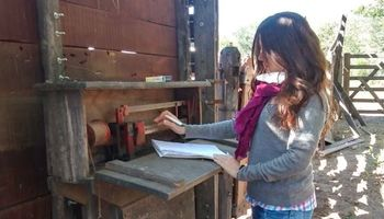 """""""Ya no debería ser raro ver una chica trabajar en el campo"""": cumple un año la red que une a 110 agrónomas de todo el país"""