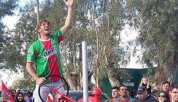 """Conozca a """"el sojero"""", el club de Grobocopatel que jugará en la B Nacional"""