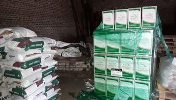 Clausuran un depósito ilegal de agroquímicos que violaba toda normativa vigente