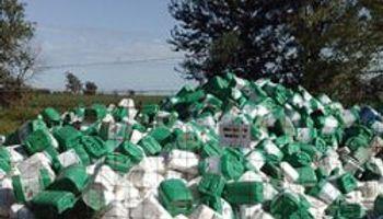 Agroquímicos: ley para destino final de envases